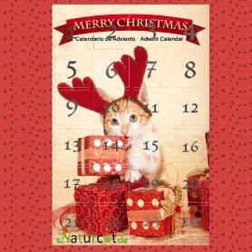 Calendario de Adviento Gatos