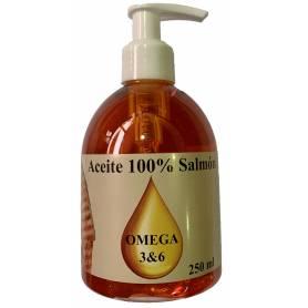 Aceite de Salmón Omega 3 · 250ml