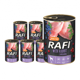 Rafi - Conejo NO GRAIN 400gr