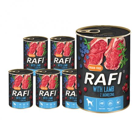 Rafi - Cordero NO GRAIN 400gr