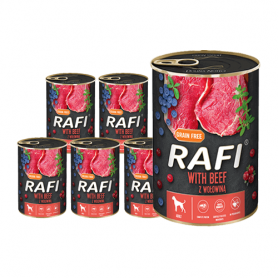 Rafi - Ternera NO GRAIN 400gr