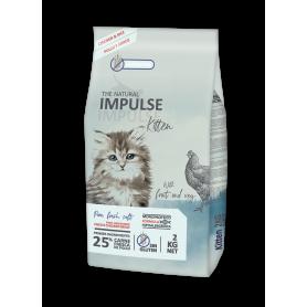 The Natural Impulse Kitten 300 Gr
