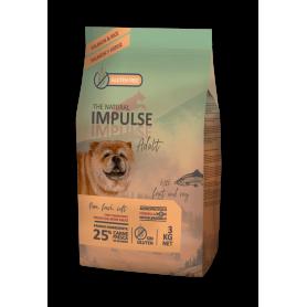 The Natural Impulse Dog Salmon 300 Gr