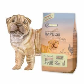 The Natural Impulse Dog Puppy Chicken 300 Gr