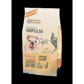 The Natural Impulse Dog Light 300 Gr