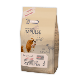 The Natural Impulse Dog Adult Lamb 300 Gr