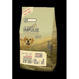 The Natural Impulse Dog Adult 300 Gr