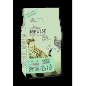 The Natural Impulse Cat Sterilized 300 Gr