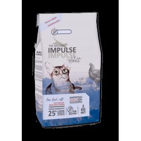 The Natural Impulse Cat Adult 300 Gr