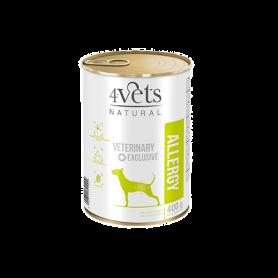4Vet - Allergy 400 gr