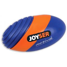 Balon de Rugby Azul-Naranja Flotante 15x8 cm