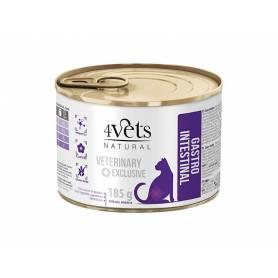 4Vet Gato - Gastro Intestinal 185g