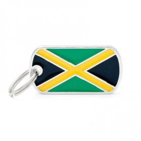 BANDERA JAMAICA